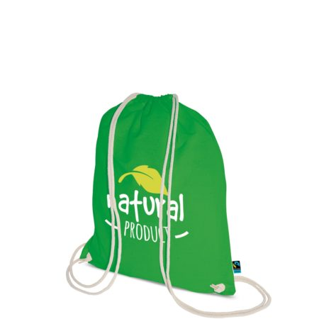 festivalbag fair-trade turnbeutel