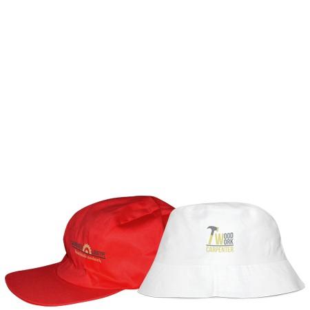 Mützen, Hüte und Caps